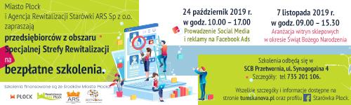 """Szkolenie """"Prowadzenie Social Media i reklamy Facebook Ads"""""""